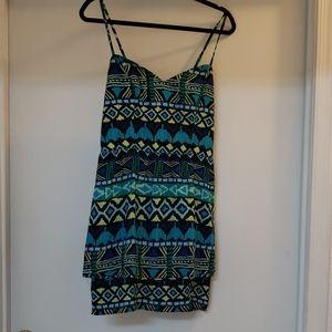 BEBE Zanzibar dress